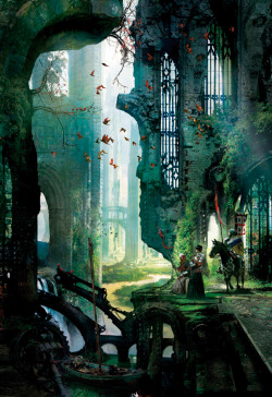 theartofanimation:  Stephan Martiniere