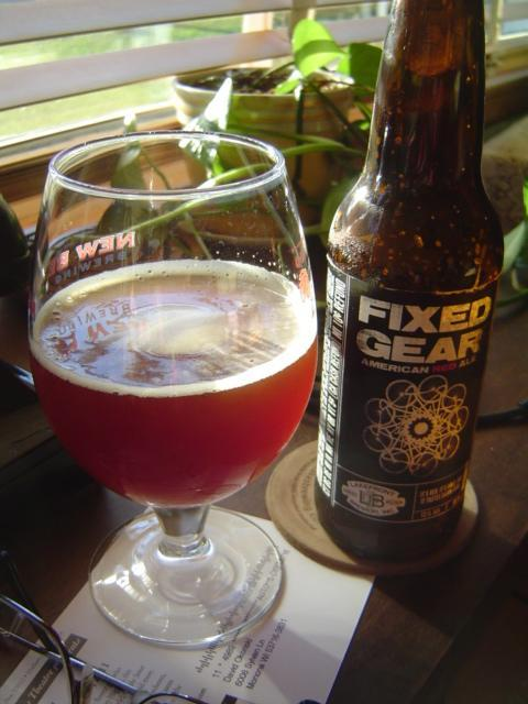 Hoppy red ale from our favorite Milwaukee brewer.
