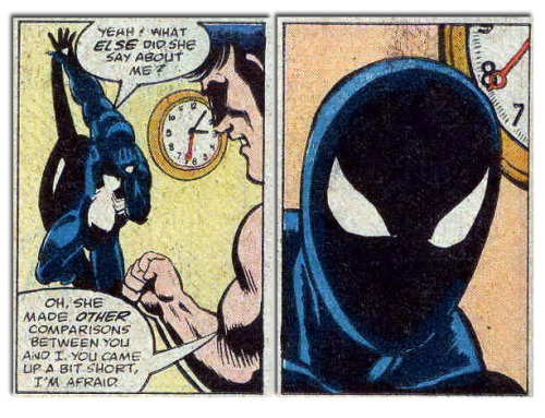 Peter Parker, The Spectacular Spider-Man #129.