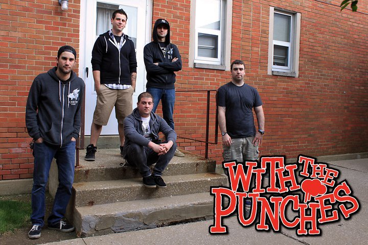 Our friends over in With The Punches have signed to Doghouse Records! Congratulations to them!