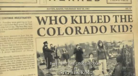 sleepingsun211:  Who Killed the Colorado Kid?