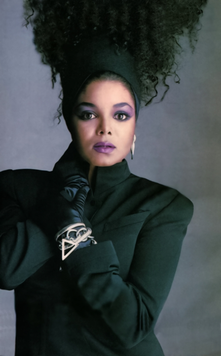 Pics of Musicians You Should Know: Janet Jackson Note to self: Start dressing like this everyday.