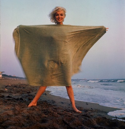 collectingmarilyn:  Marilyn Monroe by George Barris, 1962