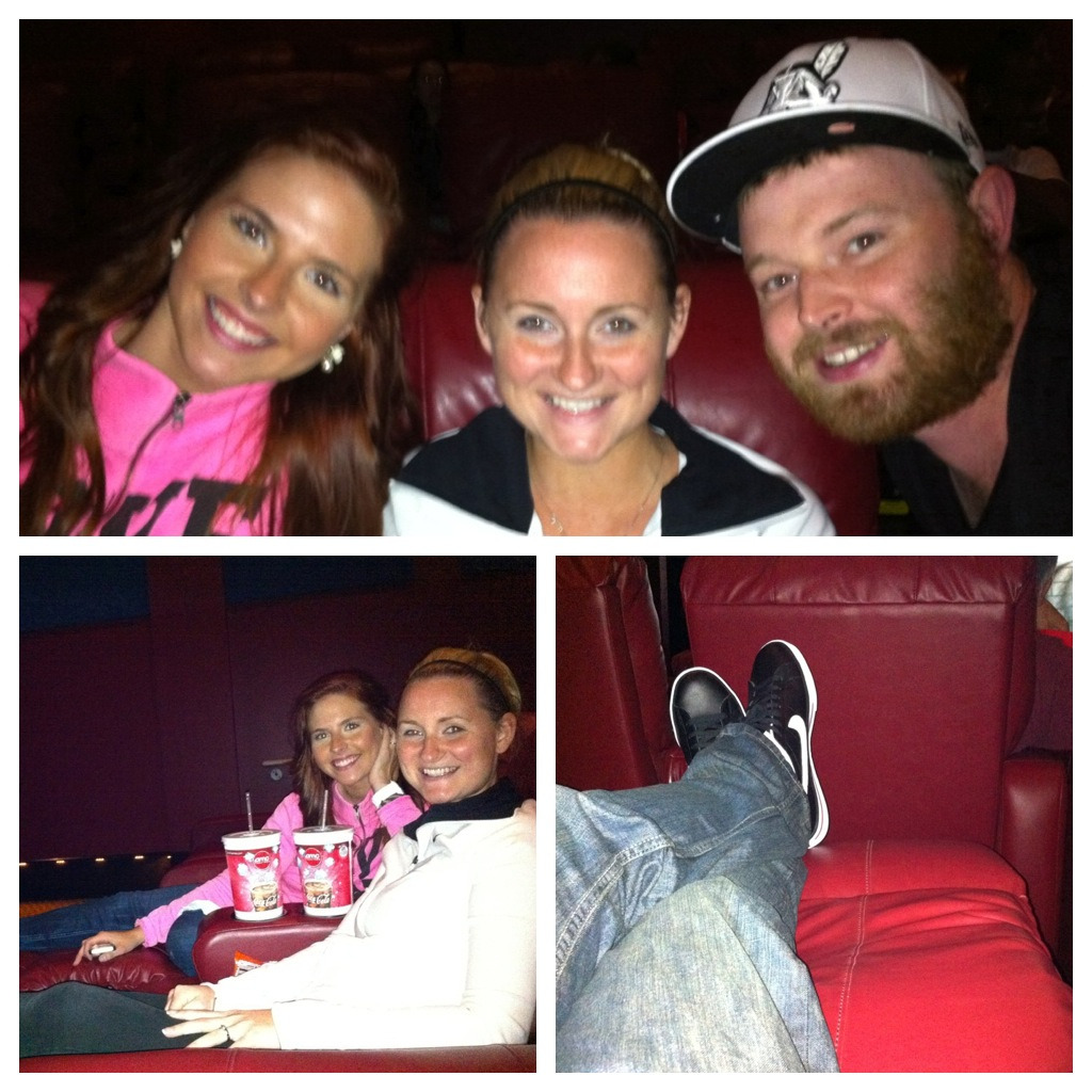 So, themovie was good. Liked it. Slow start, but great ending. Good cast and someridiculouslyfunny moments. Overall = recommend. But even better, the new theater seats at the Lakewood Town Center! They just got new recliner seats in all their theaters! They are unbelievable! So comfortable & they make movie watching feel like you're in your living room. This will be my new favorite theater! The best part, the price is still the same as all the other surrounding theaters! Love it!