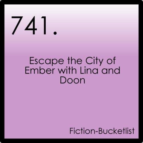 Idea From -katierose City of Ember