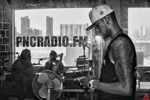 At PNC radio for #CrackDistributorsRadio