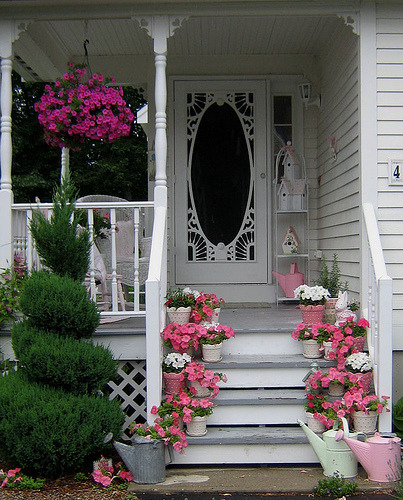 whimsicalraindropcottage:  HOME SWEET HOME ~ 2007 (by Treasured Heirlooms)