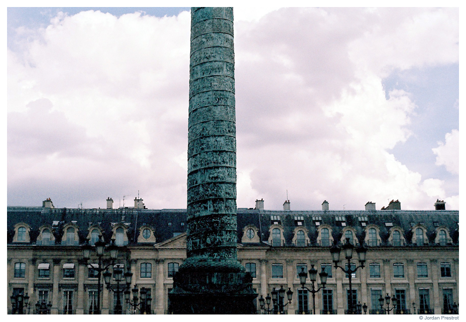 ↓ Paris PLACE VENDÔME 2011 ↑