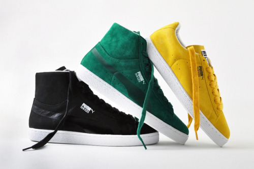 ShinzoXPuma Usain Bolt Collection