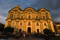 wow! indietramp:  Basilica of St. Martin de Tours - Taal, Batangas (January 1, 2011)
