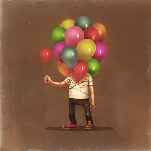 limmynem:  Balloon Boy - Mike Mitchell