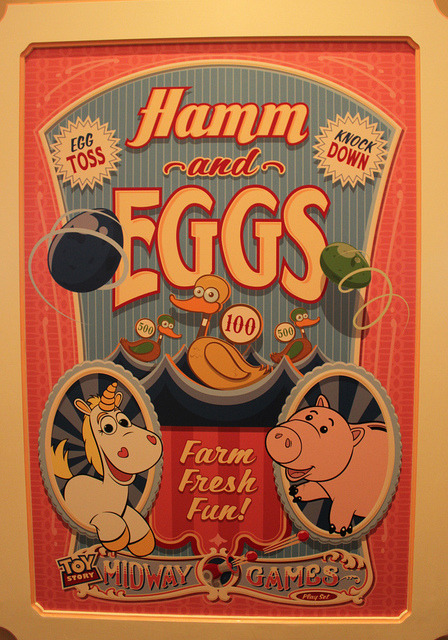 Hamm and Eggs on Flickr.