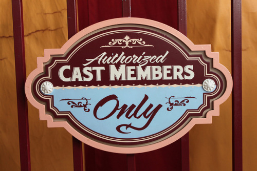 Cast Members Only on Flickr.