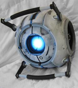 Wheatley Puppet 2
