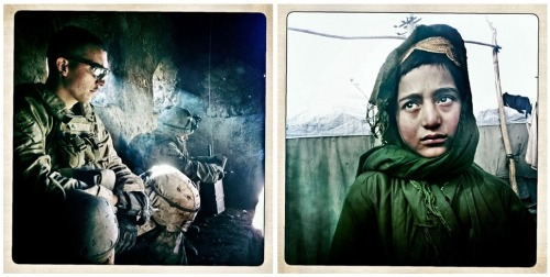 The War in Hipstamatic: A rare and beautiful look at Afghanistan, through an iPhone.