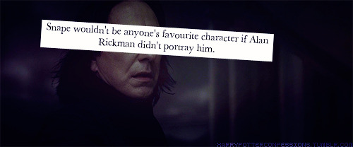 LIES.  He's not my favorite character, but I loved him before I saw any of the movies.