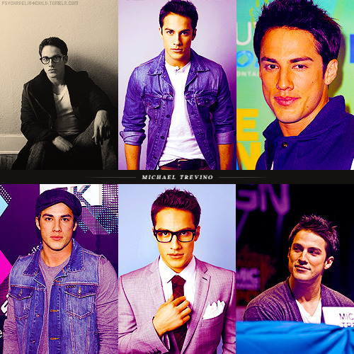 ian somerhalder or michael trevino ? (★) asked by easywayout-   ► michael trevino