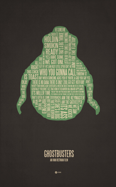 Ghostbusters by Jerod Gibson