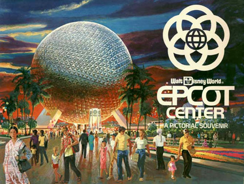 park-paradise:  Walt Disney World - Epcot Advert Classic!   this is AWESOME