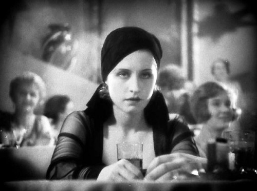 Norma Shearer thinks about betraying her husband in The Divorcee (1930) Image Source