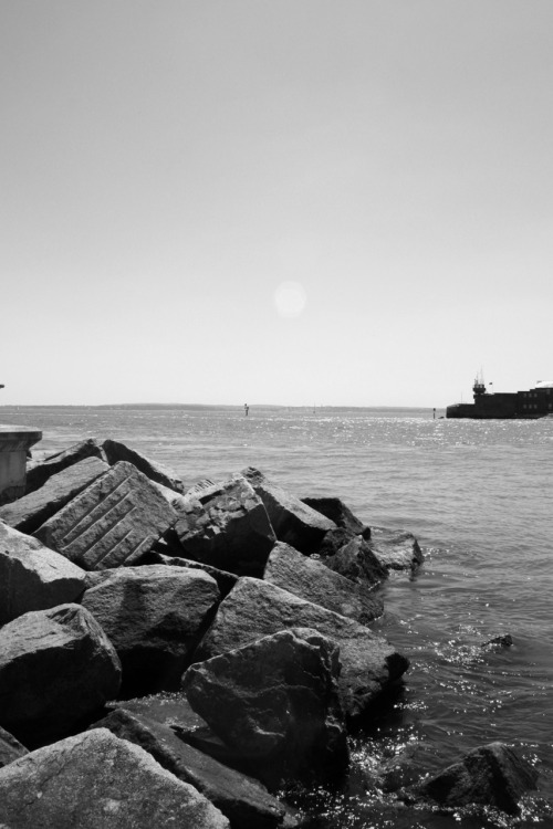 B&W - Old Portsmouth - 16.6.10