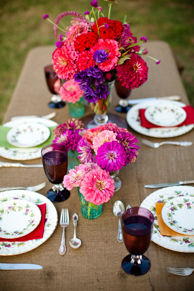 Janie Medley Flora Design |  Katelyn James Photography | flowers from Amy's Garden
