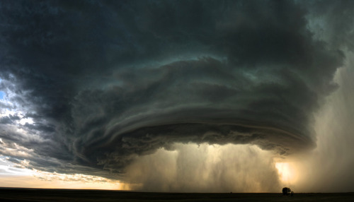 derpingallday:  Storm cells are amazing.