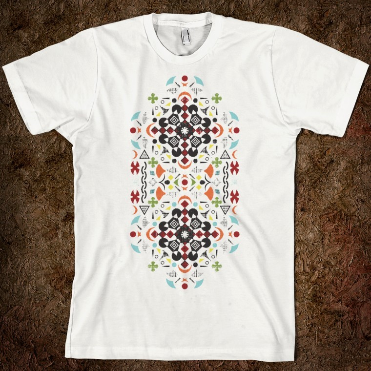 relicx:  Sweet shirt relicx:  Native American pattern I designed Get the shirt here:http://skreened.com/relicx/indian-pattern?direction=asc&field=order&query=&start=0&count=20