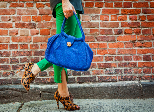 brights and leopard.