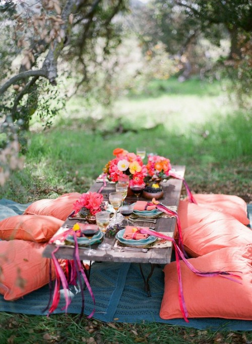 My Bohemian Lifestyle<br />The perfect spot for a picnic.