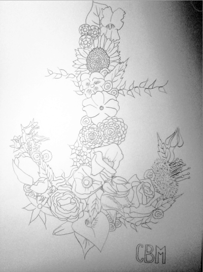 Have me draw you up a tattoo design for a small price. I'll draw up just about anything. Drop a line in my ask box or email me… umbeckk@aim.com