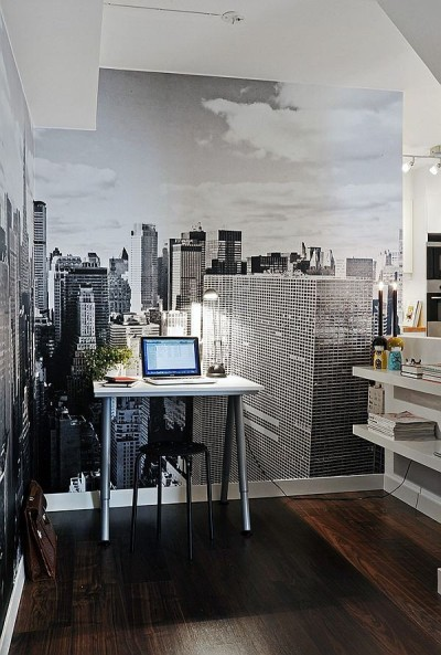 Appealing and creative space to work.