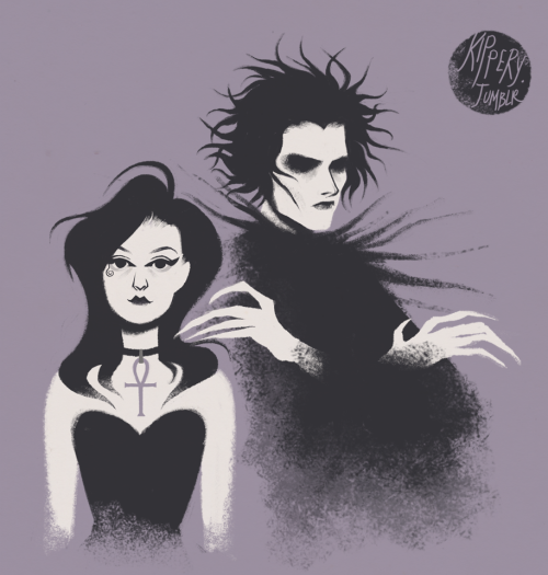 kippery:  Drew some Sandman characters because I cannot sleep….