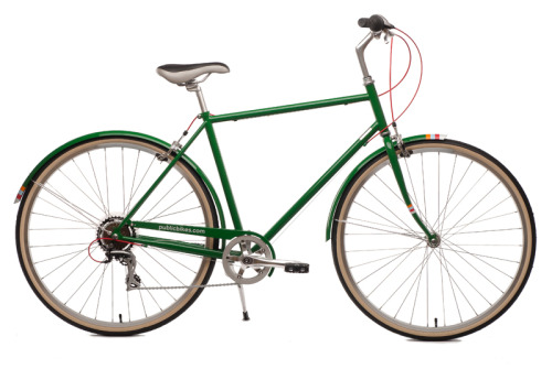 Public V7 Commuter Bike