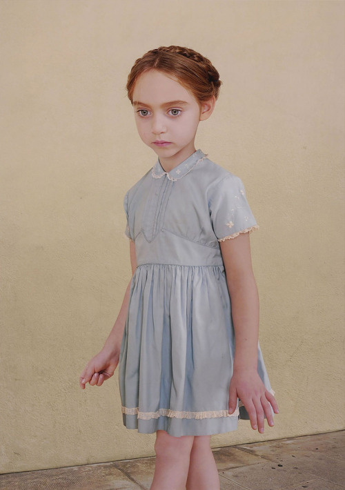 p-dress:  Ophelia by Loretta Lux, 2005