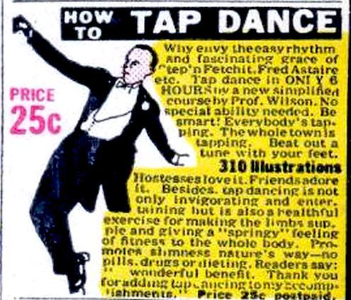 comicallyvintage:  Be smart!  Everybody's tapping. The whole town is tapping. Yours for 25 cents!  I HAVE THIS AS A TANK TOP!  I rule.