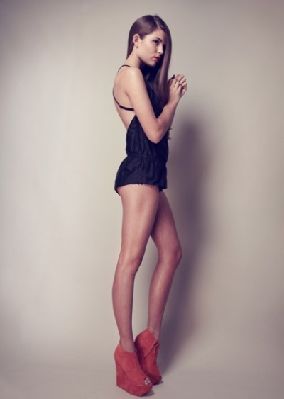 beautycomesfrom-within:  longest legs.