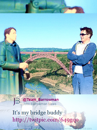 @Team_Barrowman: It's my bridge buddy http://twitpic.com/649gqo