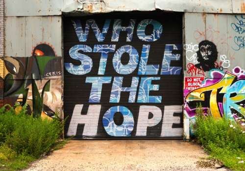 brooklyntheory:  Who Stole The Hope, Greenpoint