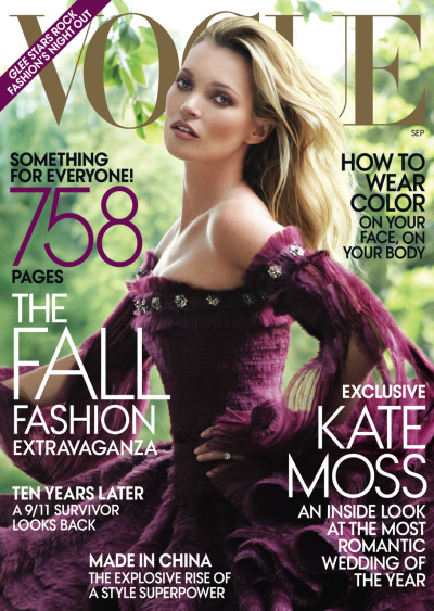 vogue:  On Newsstands Nationwide August 23rd  she is a goddess, really.