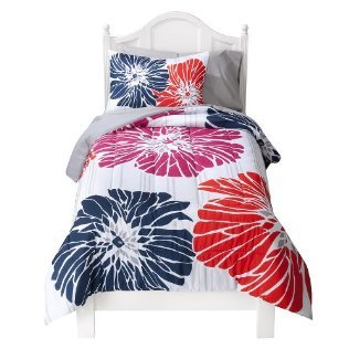 Snag this twin bedding set today for just $14.99 + FREE SHIPPING! This would be great for a college dorm!!! wink,wink…