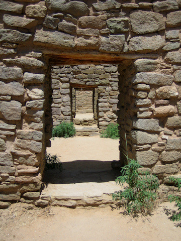 photo-fantasy:  I took this pic. Aztec Ruins National Monument, New Mexico, U.S.