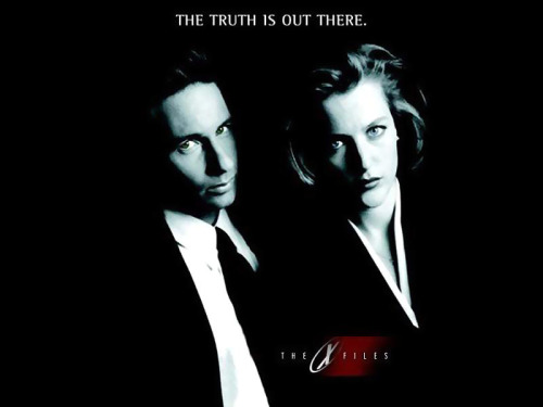 "30 Day TV Challenge Day 24 – Best quote. From ""The X-Files"": ""The truth is out there."" I like this quote, always have. It applies to supernatural things, sure, yet also works well with any of life's little mysteries. One can give this as an answer to any question, i.e: ""Why is the sky blue?"" -the truth is out there. ""Where is Waldo?"" -the truth is out there. ""Was Mulder always right?"" -the truth is out there (just kidding, of course he was.)"