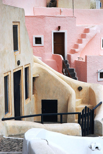 waterlilyjewels:  Oia, Santorini, Greece (by .natasha.)