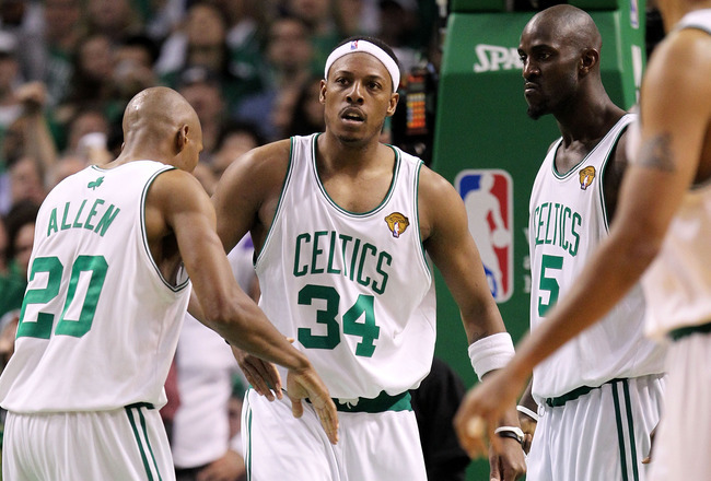 fyeahbostonceltics:  Celts Boyss