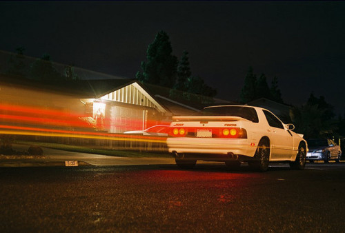 Tail Trail by curlyjlonghair on Flickr.#RotaryThursday #FCRX7