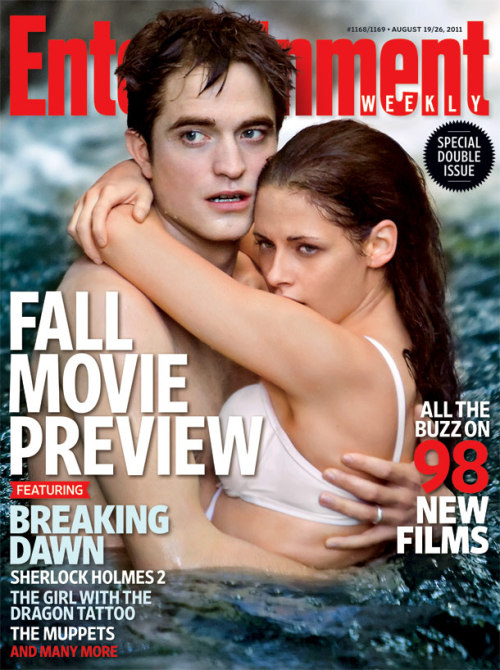 entertainmentweekly: This Week's Cover: Fall Movie Preview! The fact that there will never be another Harry Potter movie is starting to sink in.