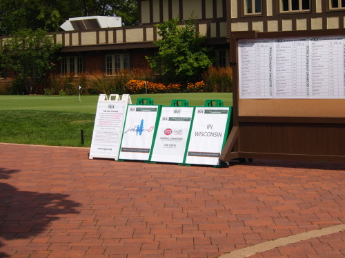 IJGA Player of the Year Championship at Evanston GC Aug 8, 2011 Presented by johnnie-O