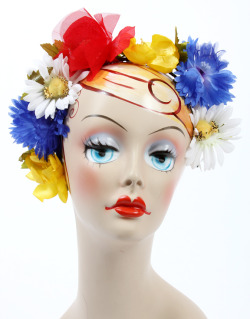 Keep summer in bloom all year round. New limited-edition headbands by Jessica Louise.