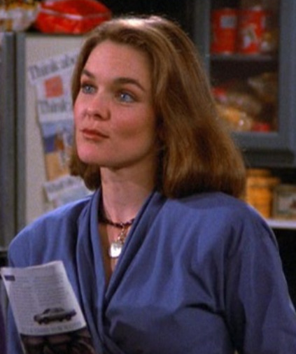 "Dolores (Mulva), ""Y'know I really think I'm falling for you, Jerry Seinfeld."""